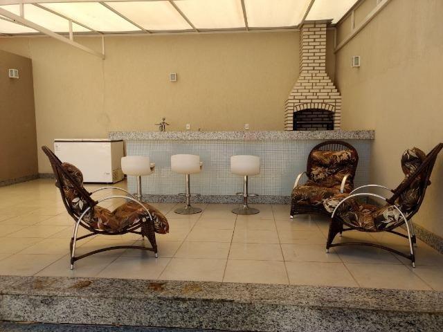 Casa a venda rua 12 rua 10 toda no porcelanato piscina churrasqueira troca em apartamento - Foto 5
