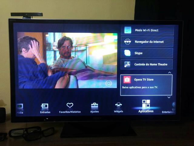 Smart Tv Sony Bravia 46 pol