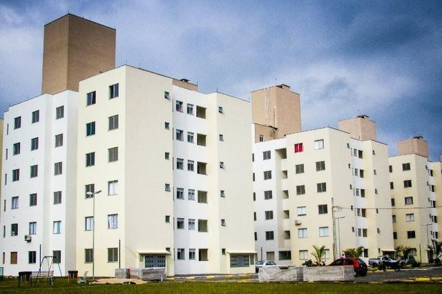 Apartamento, no bairro Vila Nova pronto para morar e com entrada parcelada