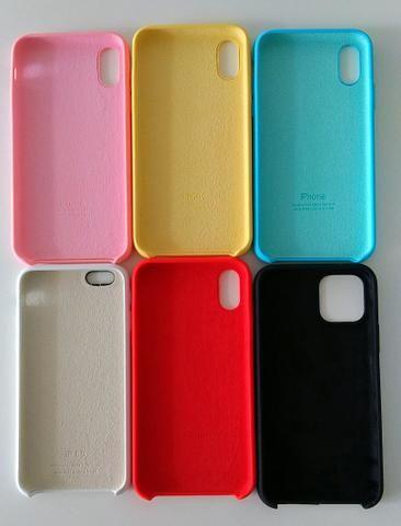 Capinha para iPhone 5/5s 66sPlus 7/8Plus XsMax XR - Foto 3