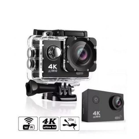 Câmera de Ação 4K Sports Ultra HD DV com pacote de acessórios!! - Foto 2