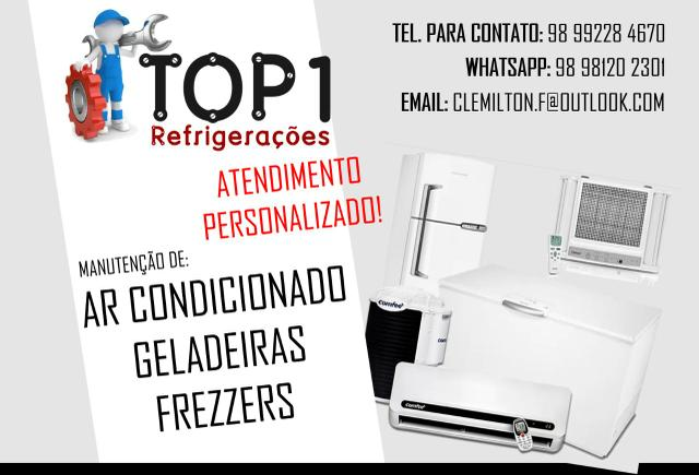 Top1 Refrigerações