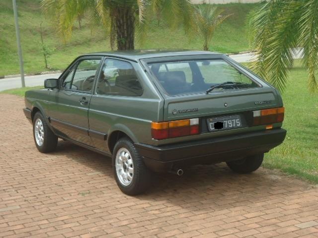 Vw - Volkswagen Gol Gl 1.6 1988 Raríssimo Grupo 3 Placas Preta - Foto 6