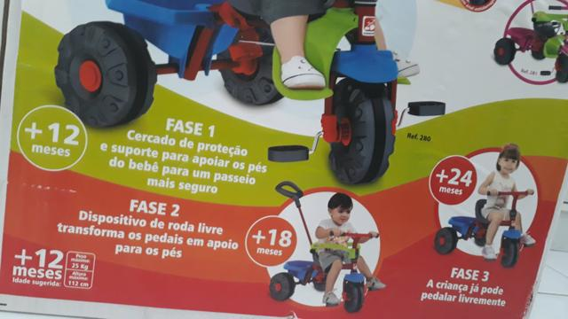 Triciclo smart bandeirantes - Foto 6