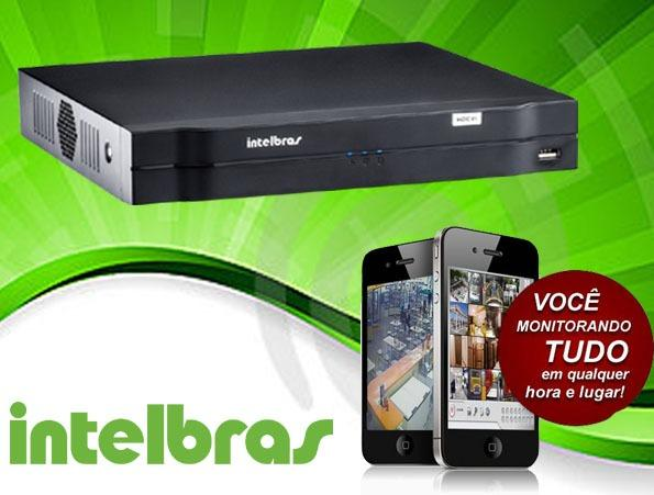 DVR Intelbras HD-720p