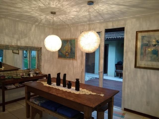 Casa em condomínio fechado 4/4 quatro quartos 222 m2 500 m2 de terreno Jaguaribe - Foto 13