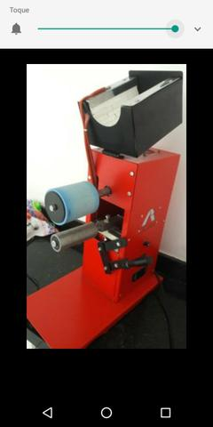 Máquina de estampar copos 360° - Foto 2