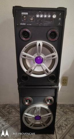 Aluguel De Caixa de som Amplificada - Foto 2