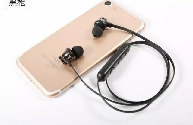 Fone De Ouvido Magnetico Altomex Sd Original Bluetooth Android iOS Música - Foto 4