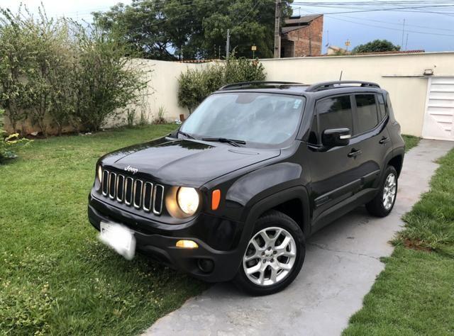Jeep Renegade Longitude Diesel Com Teto Panorâmico (Unico a venda em Gyn) TOP!!! - Foto 2