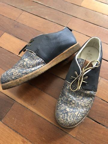 Sapato Mutta. Tamanho 40