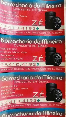Borracharia peneus apart 40 reais 13 14 15 16 17 18