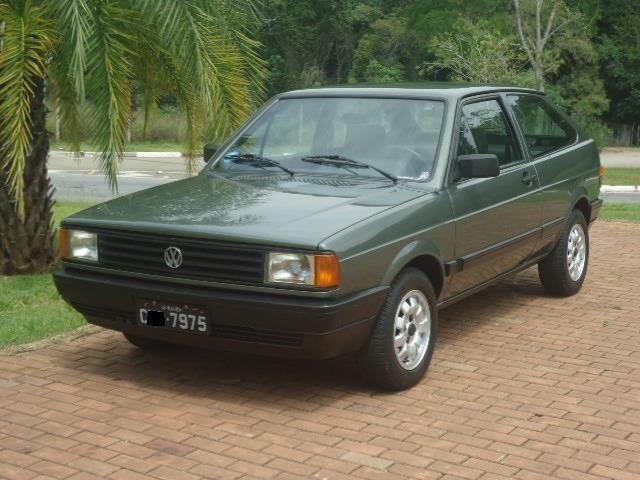 Vw - Volkswagen Gol Gl 1.6 1988 Raríssimo Grupo 3 Placas Preta - Foto 3
