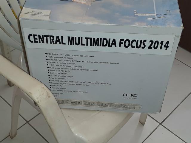 Central Multimídia Focus 2014 - Foto 4