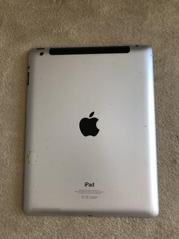 Apple IPad 4 (retina) 64gb wi-fi e celular (ótimo estado) - Foto 3