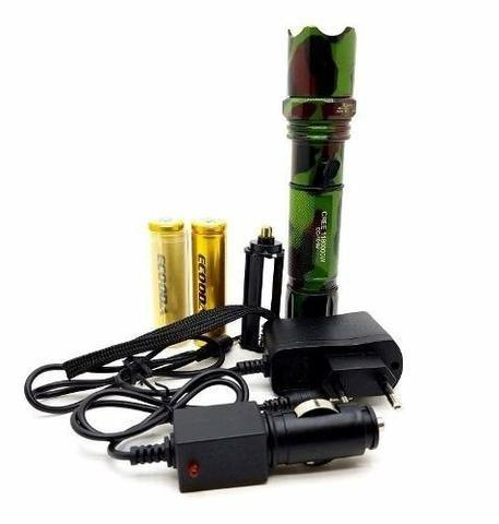 Promoção super Lanterna Tática Swat 300 metros 2 baterias (entrega grátis) - Foto 5