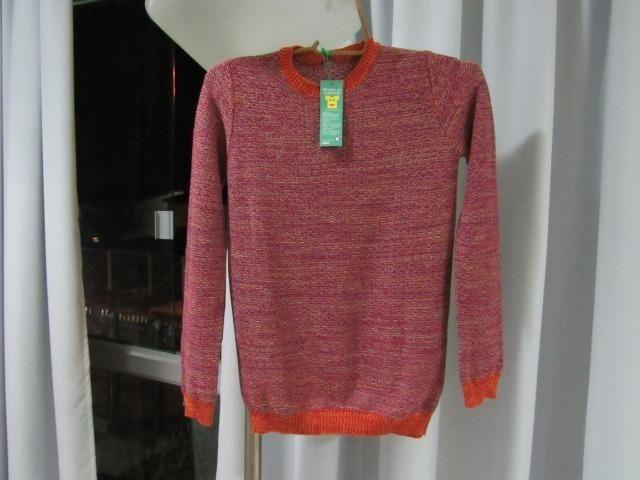 b3ee3ca571 Blusa de frio suéter unisex (menino e menina) - Artigos infantis ...