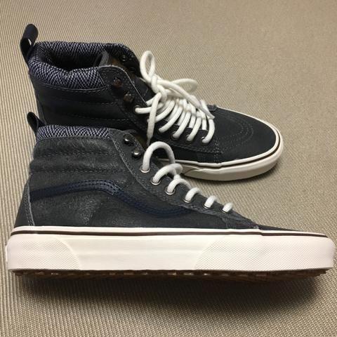 d9c3a88e94 Tenis Vans Sk8-Hi unissex 37 37.5 - Roupas e calçados - Lauzane ...