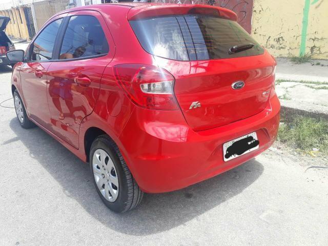 Ford ka 1.0 2017 com parcelas (leia o texto) - Foto 2