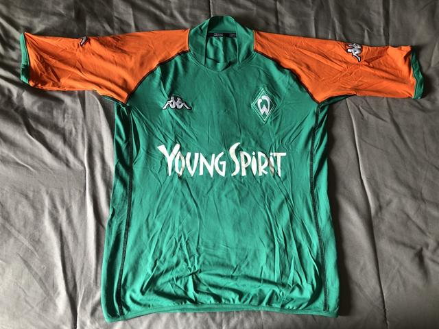 b8dc8dbbfa Camisa Werder Bremen - 2004 - Roupas e calçados - Guamá