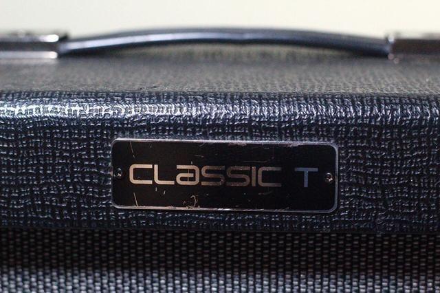Amplificador Giannini Classic T (20w valvulado)