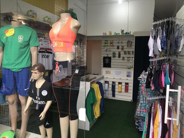a77785e1a Loja de Artigos Esportivos - Comércio e indústria - Cajuru