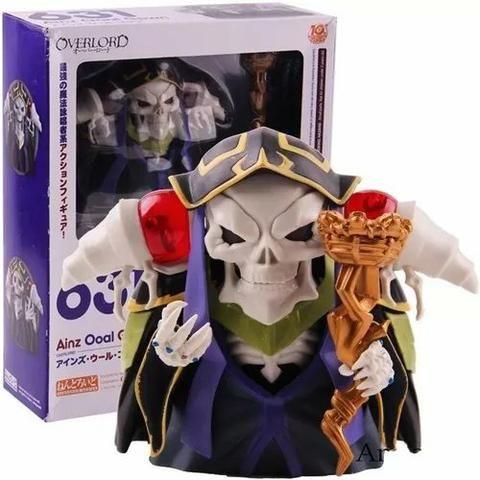 Figura Ainz Ooal Gown Momonga Overlord Nendoroid 10cm