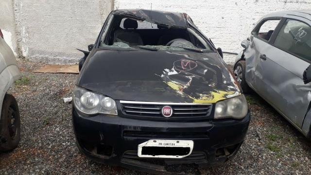 Oportunidade Fiat Palio Economy 1.0 batido