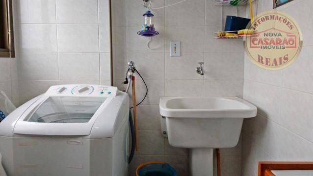 Apartamento com 1 dormitório à venda, 61 m² por R$ 225.000 - Boqueirão - Praia Grande/SP - Foto 10