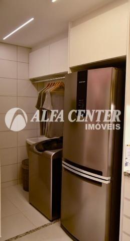 Apartamento com 2 dormitórios à venda, 64 m² por r$ 314.552,16 - parque amazônia - goiânia - Foto 15