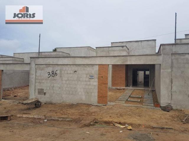 Casa com 3 dormitórios à venda, 88 m² por r$ 228.000 - pedras do ancuri - itaitinga/ce - Foto 10
