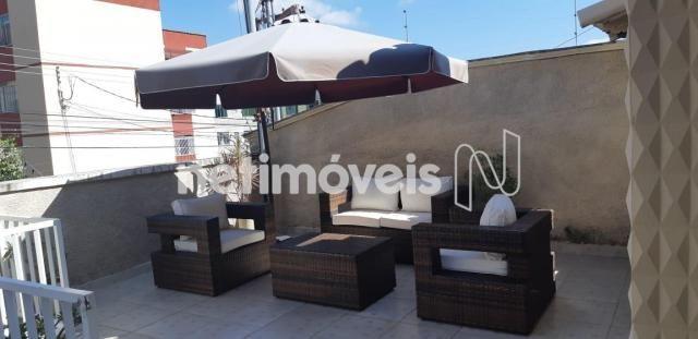 Casa à venda com 5 dormitórios em Alípio de melo, Belo horizonte cod:743508 - Foto 3