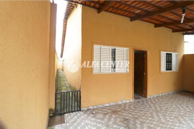 Casa com 2 dormitórios para alugar, 69 m² por R$ 900/mês - Jardim Helvécia - Aparecida de  - Foto 3