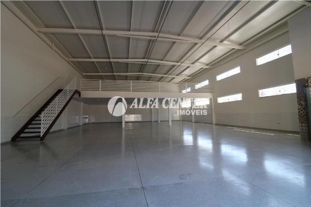 Galpão para alugar, 308 m² por r$ 4.300,00/mês - setor andréia - goiânia/go - Foto 2