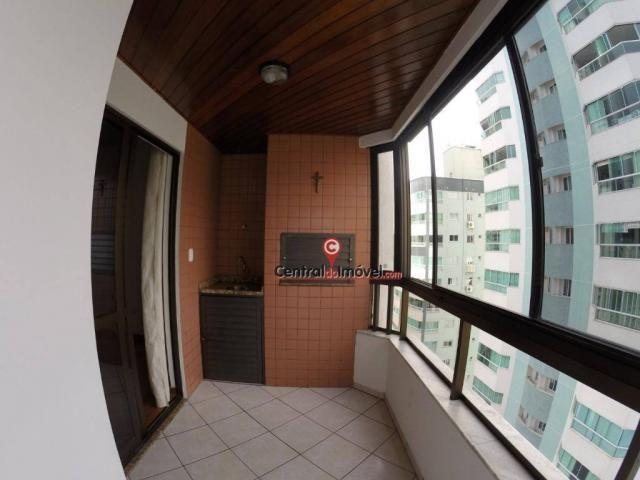 Apartamento com 3 dormitórios para alugar, 128 m² por r$ 450/dia - centro - balneário camb - Foto 13