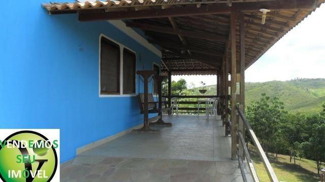 Vendo Essa Mini Chácara casa com 6 quartos a 1 km da BR, em Gravatá-PE - Foto 6