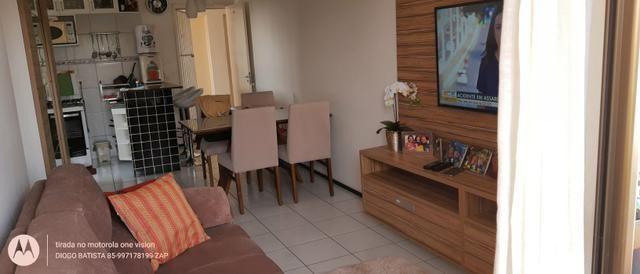 Apartamento no centro de Messejana, _ quartos móveis projetados - Foto 4