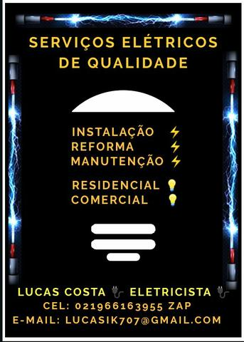 Eletricista Profissional/Técnico