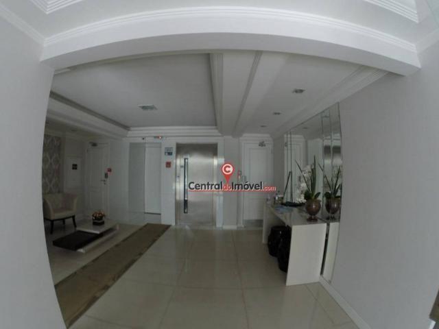 Apartamento com 3 dormitórios para alugar, 128 m² por r$ 450/dia - centro - balneário camb - Foto 17