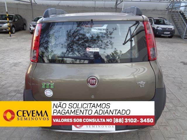 Fiat Uno Way 1.4 Flex - Foto 6