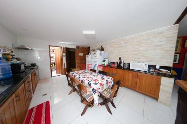 Casa com 3 dormitórios à venda, 250 m² por r$ 1.200.000 - condomínio verdes mares - ilhéus - Foto 19