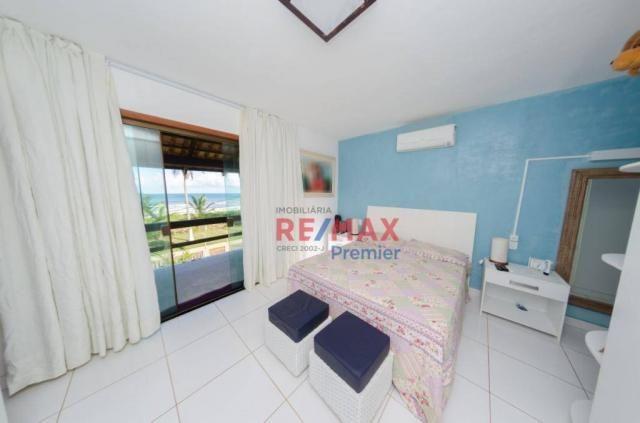 Casa com 3 dormitórios à venda, 250 m² por r$ 1.200.000 - condomínio verdes mares - ilhéus - Foto 11
