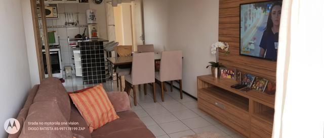 Apartamento no centro de Messejana, _ quartos móveis projetados - Foto 3