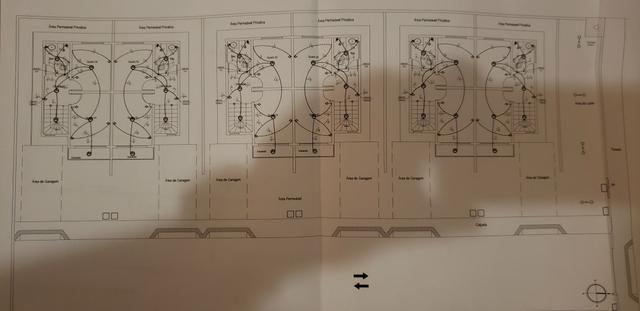 Terreno para construção de 2 Duplex projeto aprovado - Foto 7