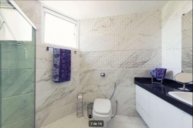 Ótimo apartamento e 03 quartos à venda de no grajaú - Foto 6