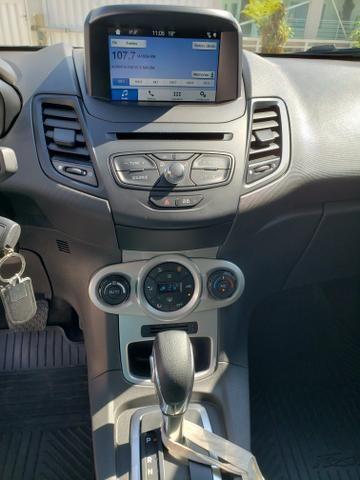 Ford Fiesta automático ecoboost Turbo 2018 - Foto 15