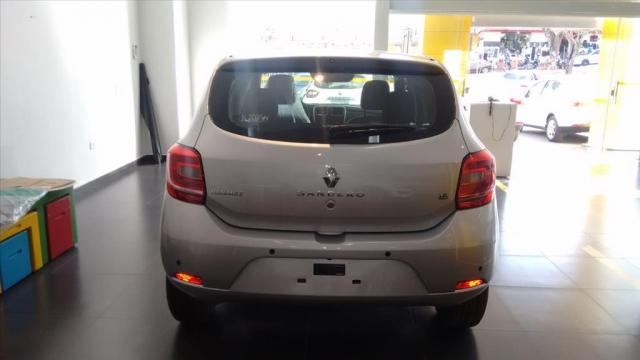RENAULT SANDERO 1.6 16V SCE FLEX EXPRESSION 4P MANUAL - Foto 3