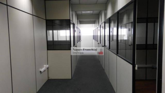 Casa verde - zn/sp andar corporativo com 16 salas, 4 banheiros, 3 vagas privativas - Foto 10