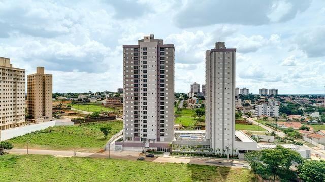 Apartamento 2 quartos suíte no parque Amazônia/ parque cascavel/ Buriti Shopping - Foto 9