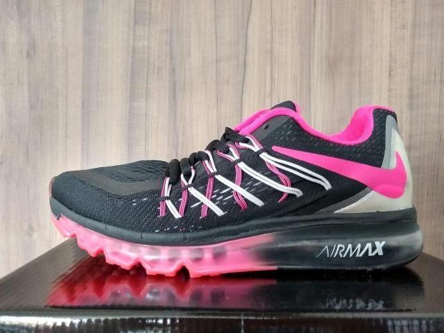 meilleur site web f14e0 1c4c2 Tênis Nike Air Max - 38